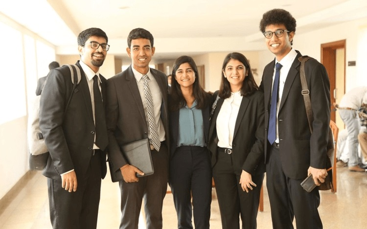 Why Bangalore is considered a MBA hub for South India?